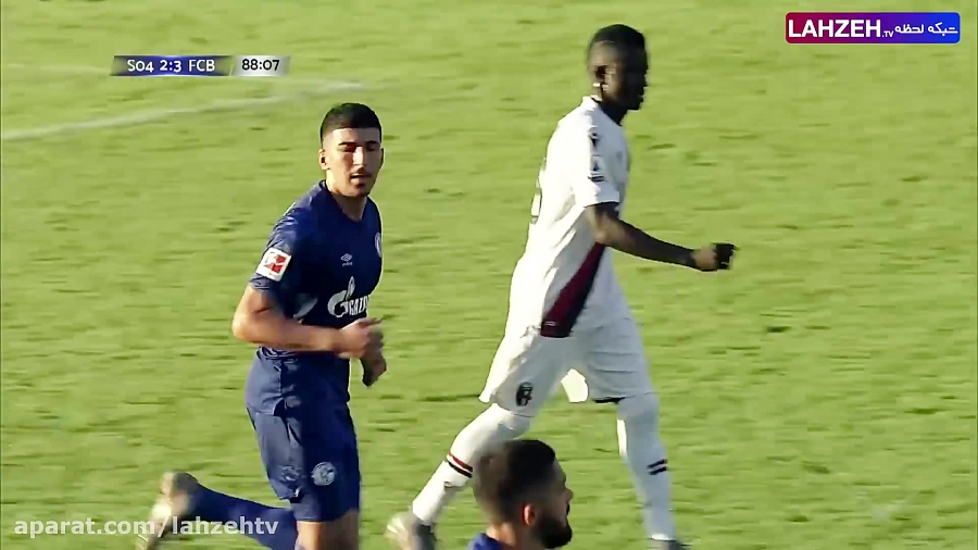 خلاصه فوتبال بازی شالکه 2 - 3 بولونیا