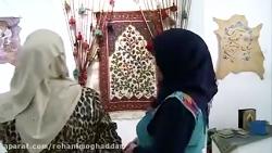 استقبال بی نظیر عراقی ها از صنایع دستی ایرانی