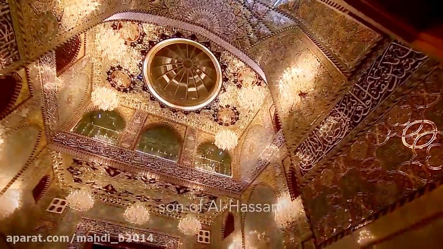 دعای فرح با صدای علی فانی - Dua Far'aj