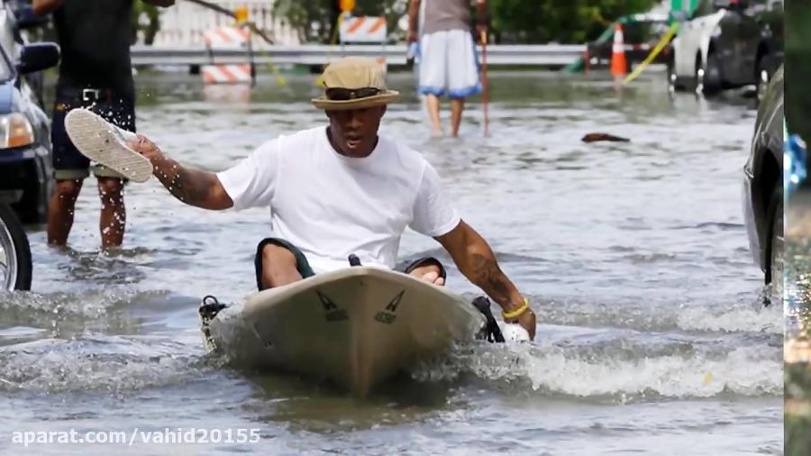 ۱۰ شهر بزرگ که زیر آب خواهند رفت