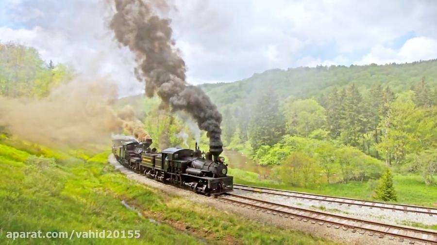 ماجرای قطاری سرگردان در بین دو جهان