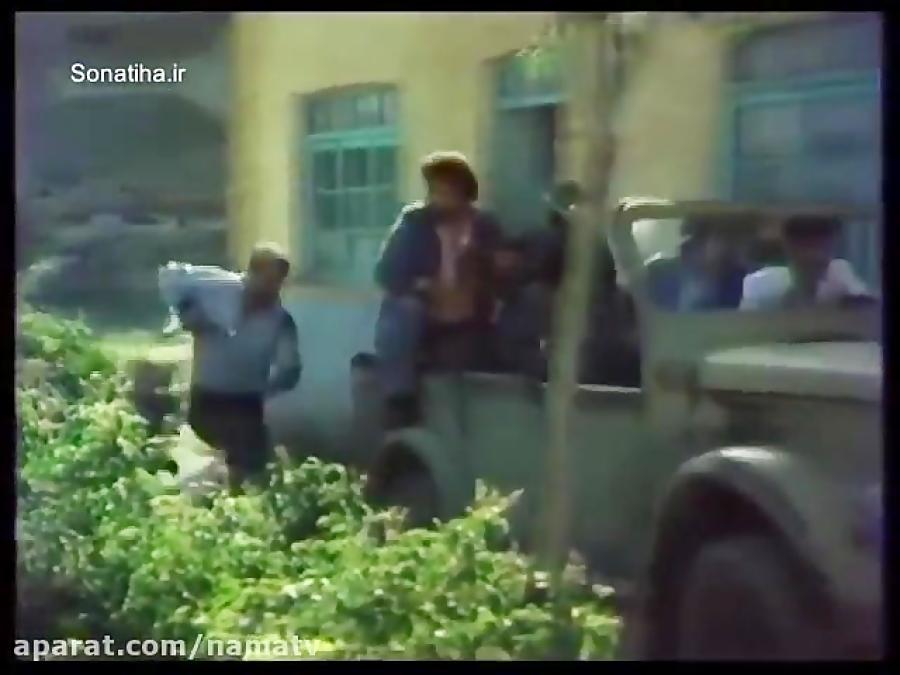 برزخی ها - سکانس فرار از زندان