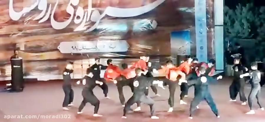 حضور انجمن کانگ فوتوآ21 زنجان در آیین افتتاحیه جشنواره ملی روستا