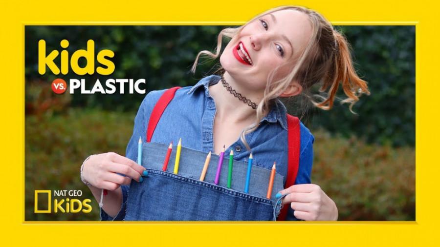 بچه ها در برابر پلاستیک - قسمت 2 - جامدادی پارچه ای !