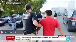 عملیات ضد مهاجرتی در می...