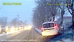 حوادث در رانندگی شهری