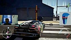 گیم پلی need for speed ps4