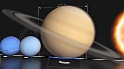 سیارات بزرگتراز زمین و...