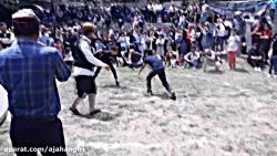 ورزش های محلی در کندلوس