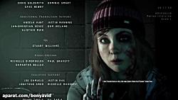 گیم پلی Until Dawn در Ps4 Pro