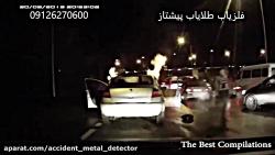 حوادث خودروها در شهر