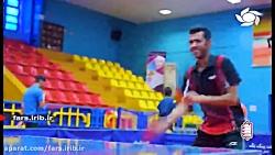 ورزش تنیس روی میز و پیشرفتش در فارس - شیراز
