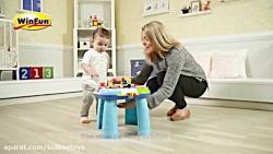 میز بازی کودک