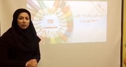 زهرا حسینی، مربی ورزش