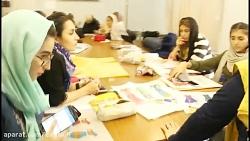 کلاس طراحی لباس و مد در ...