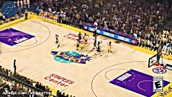 تریلر بازی NBA 2K20 با حضور...