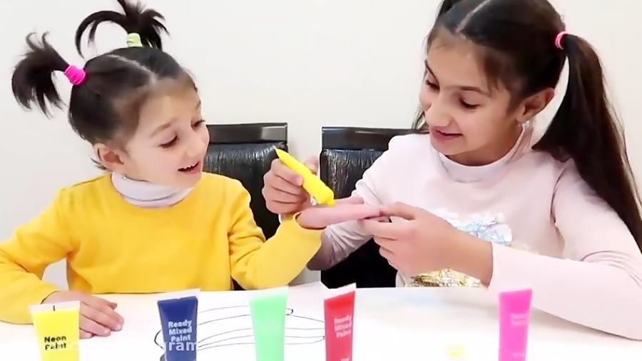 کلیپ شاد کودکانه سری جدید و آموزنده