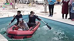 مسابقات قایقرانی در اس...