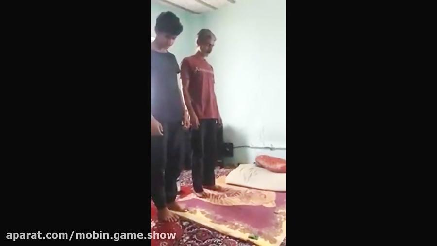 این جوری نماز خوندنو یاد میدن تضمینی در 2 ثانیه