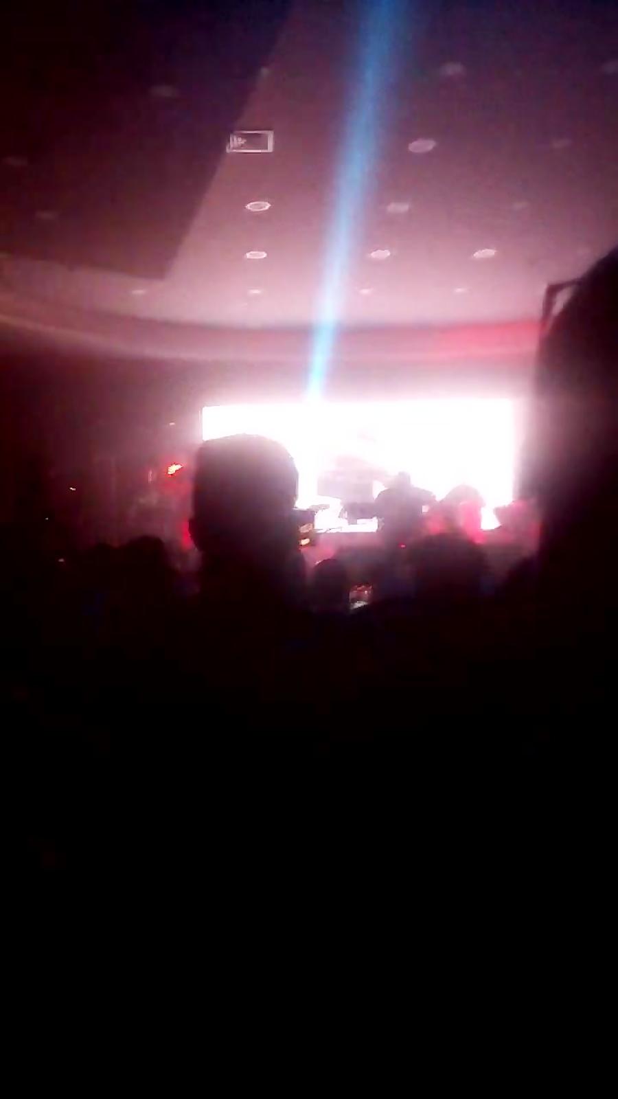 ی ویدیو از کنسرت رضا صادقی