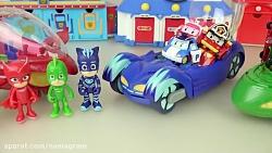فیلم کارتونی ماشین های ...