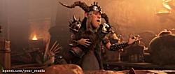انیمیشن اژدها سواران - ...
