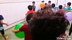 کارگاه بازی کودکان
