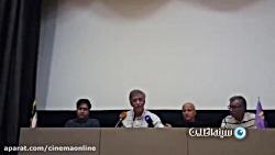 انتقاد «همایون اسعدیان» از دشمنان دیروز و دلسوزان امروز خانه سینما