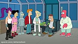 تریلر انیمیشن Futurama 1999
