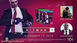 تریلر بازی Hitman 2 2019