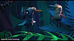 انیمیشن کوتاه Birdlime