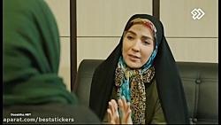 سریال ایرانی روزهای بی قراری - فصل دوم - قسمت 14