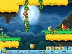 گیمپلی بازی Turtix Rescue Advent...