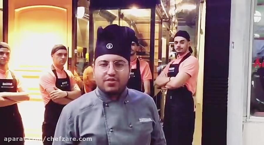ساندویچ بار سراشپز زارع