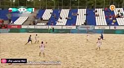 فوتبال ساحلی - انتخابی ...