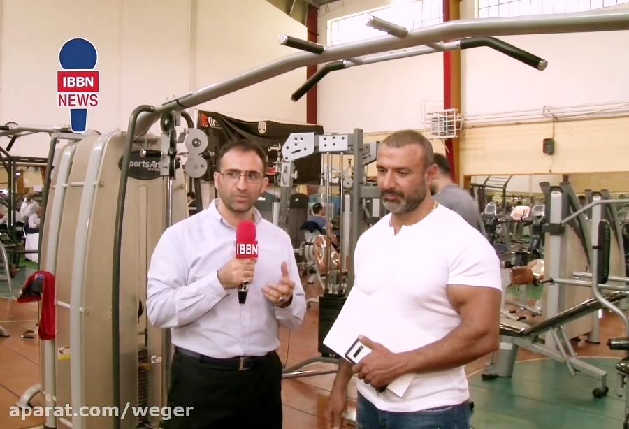 محسن قرآن نویس 45قهرمانی کشور و 3 اوورالی npc