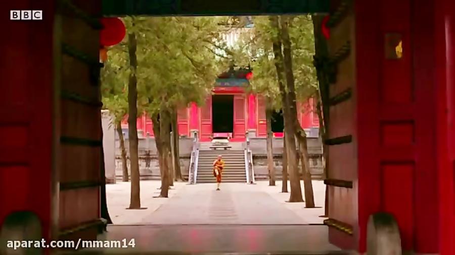 تست های نهایی برای استاد شدن در معبد شائولین