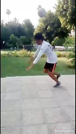 فوتبال نمایشی