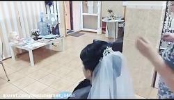 آرایش عروس آموزش آرایش ...