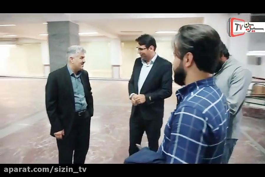 افتتاحیه دومین جشنواره ملی شموس و مولانا در خوی