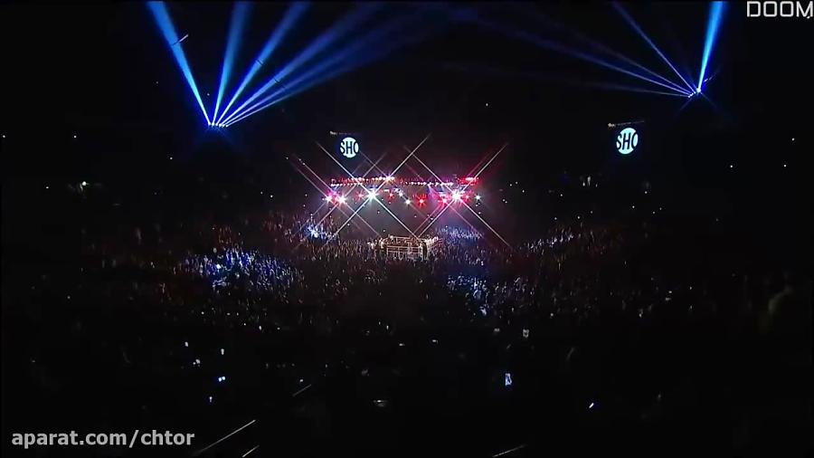 مسابقه بوکس مانی پاکوا در مقابل آدریان برونر ( فوق العاده عالیه )