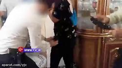 دستگیری کیف قاپی که فقط...