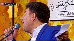 مولودی خوانی شبکه 2 - حا...