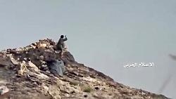 فیلم عالی از جنگ یمن و پ...