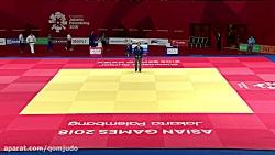 مسابقات جودوی آسیایی 201...