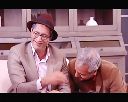 فیلم طنز ایرانی پشت صحن...