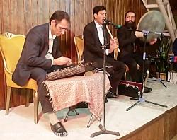 گروه موسیقی سنتی زنده 09...