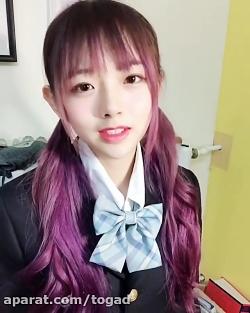 دختر ناز ژاپنی