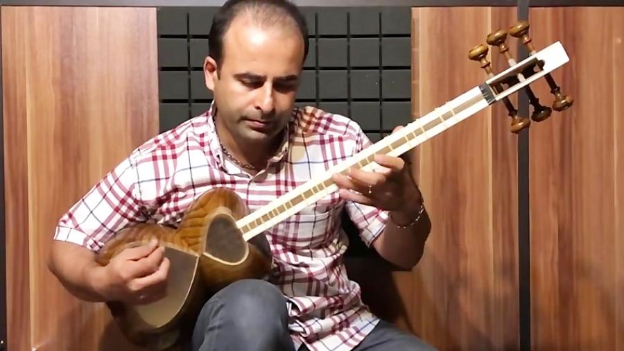 فیلم آموزش درس ۶۱ دستور ابتدایی حسین علیزاده نیما فریدونی تار