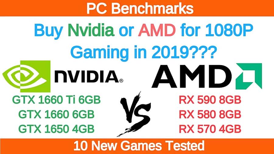 Nvidia GTX 1060 3GB vs 6GB in 2019